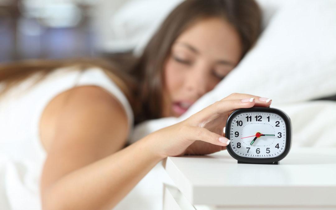 sleep schedule